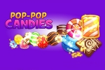mobilne igre Pop-Pop Candies