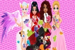 Puzzles: Princesses and Angels New Look