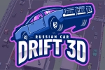 Russian Car Drift 3D