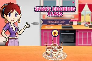 Sara's Cooking Class: Tiramisu Cups