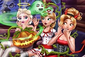 Scary Cabin: Halloween