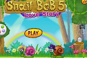 Snail Bob 5: Love Story Mobile