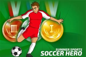 Summer Sports: Soccer Hero