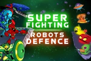 Super Fighting: Robots Defense