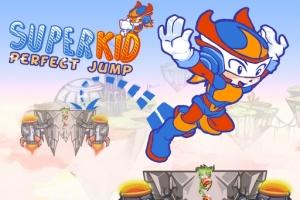 Super Kid: Perfect Jump