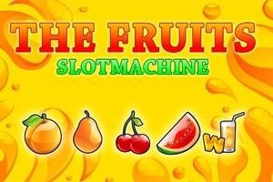 The Fruits: Slotmachine