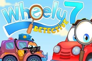 Wheely 7: Detective Mobile