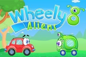Wheely 8: Aliens Mobile