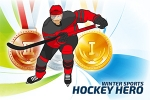 mobilne igre Winter Sports: Hockey Hero