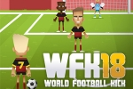 mobilne igre World Football Kick 2018