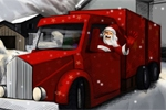 Automobilske igre Xmas Truck Parking